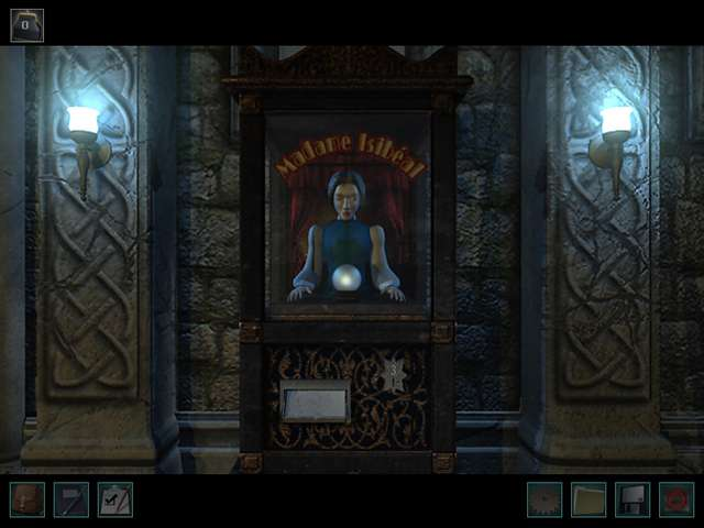 Play Nancy Drew - The Haunting of Castle Malloy