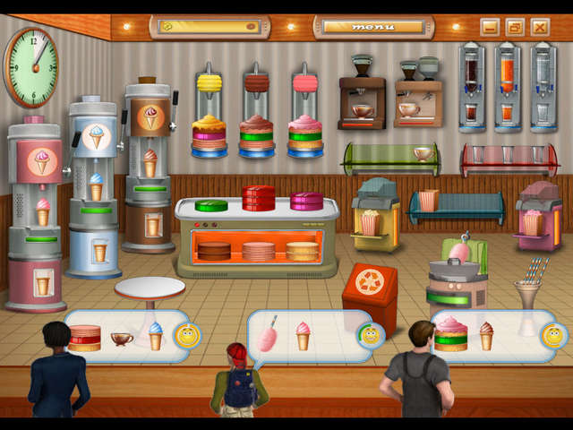 Cake Shop Gamehouse