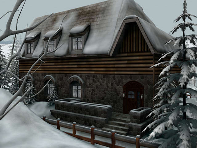 Play Nancy Drew - The White Wolf of Icicle Creek