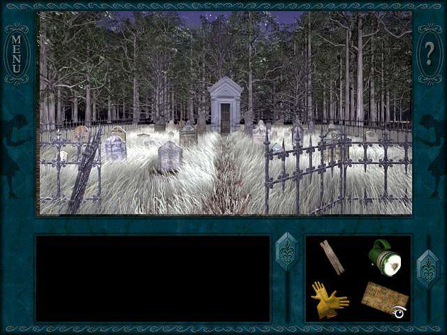Play Nancy Drew - Ghost Dogs of Moon Lake