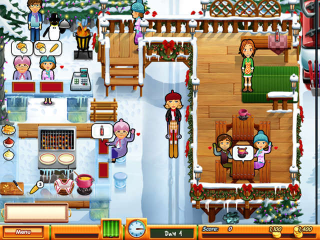 Play Delicious - Emily's Holiday Season