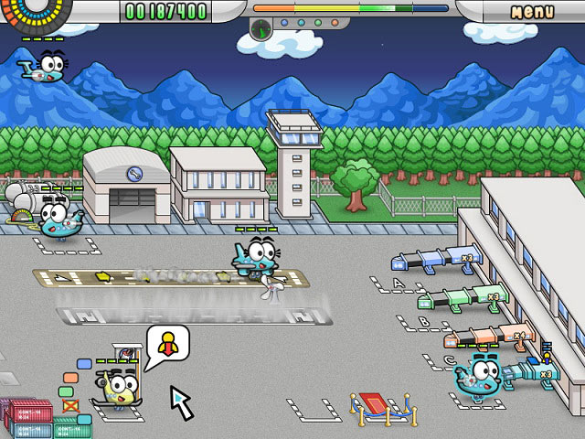 Play Airport Mania