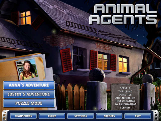 Play Animal Agents