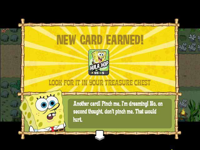 Play SpongeBob Atlantis SquareOff