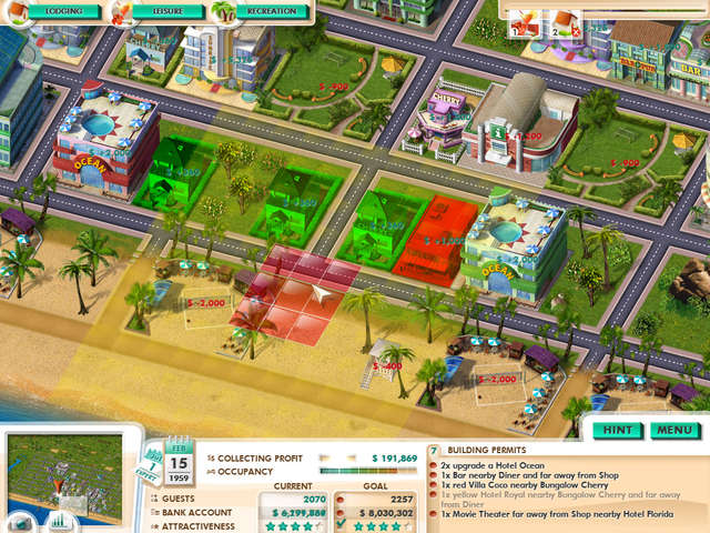 Play Build It! Miami Beach Resort