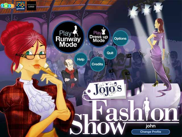 Jojo Fashion Show Game Double Play Jojo s Fashion