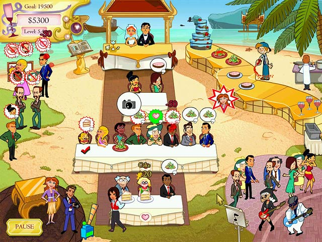 spintop games free download wedding dash mystery