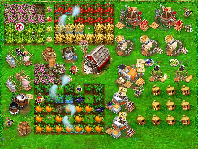 Play Ranch Rush Online Games