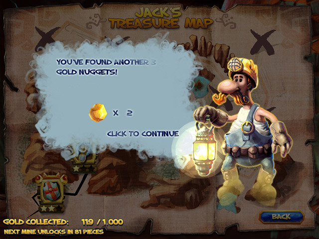 Play Gold Rush - Treasure Hunt