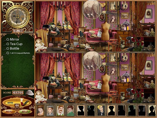 Play The Lost Cases of Sherlock Holmes