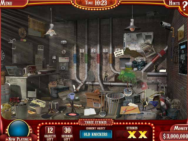 gamehouse free online games hidden object