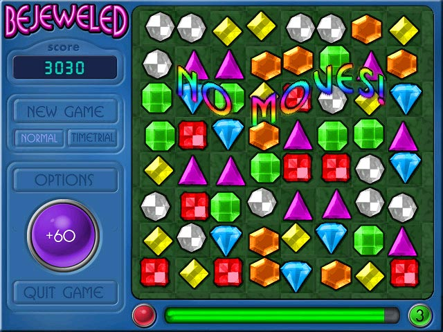 play bejeweled free game now