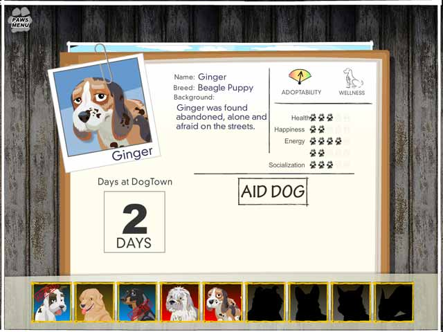 Play Nat Geo Games - DogTown