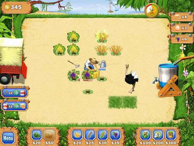 Play Tropical Farm