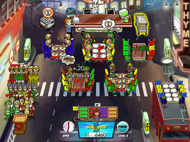 Play Diner Dash Free Online No Full Version