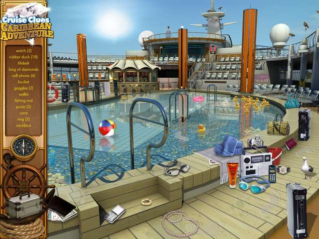 Play Cruise Clues - Caribbean Adventure