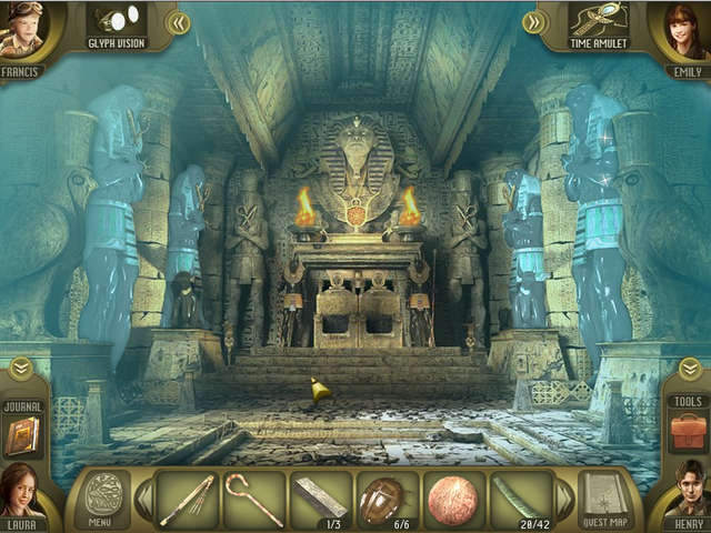 Play Escape the Lost Kingdom Platinum Edition