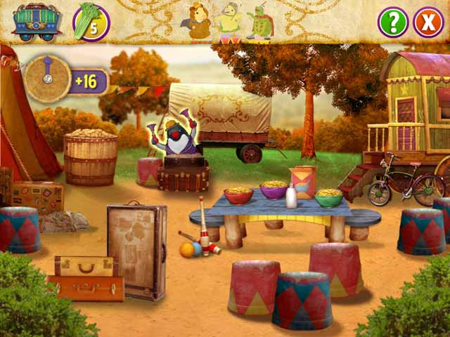 Play The Wonder Pets Join The Circus
