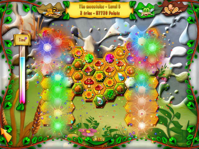 Play BumbleBee Jewel - The Search for the Lost Colors