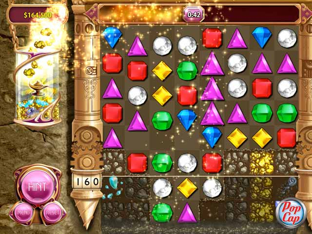 free download gamehouse bejeweled 2