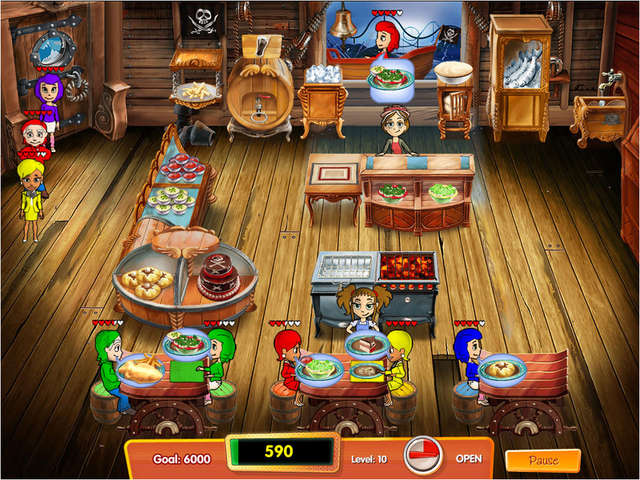 play free games online cooking dash
