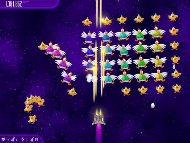 Play Chicken Invaders 4 - Ultimate Omelette