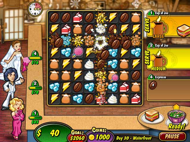 Play Coffee Rush Double Pack