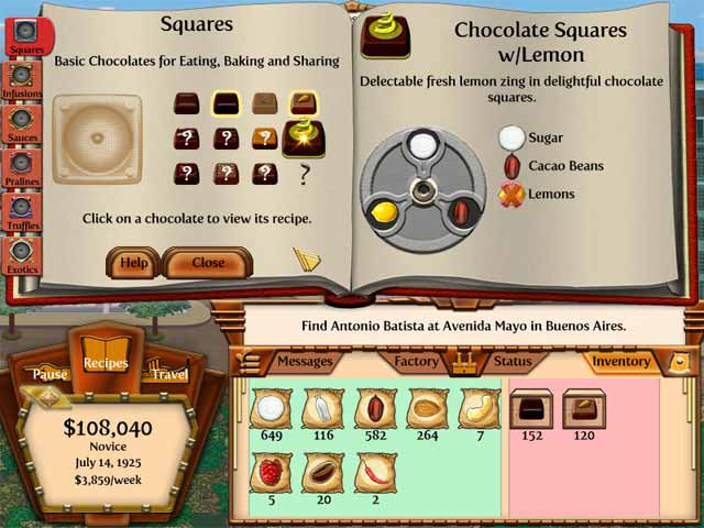 Play Wedding Dash Chocolatier Four Pack