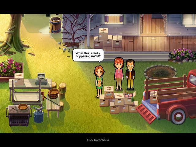 Play Delicious - Emily's Childhood Memories