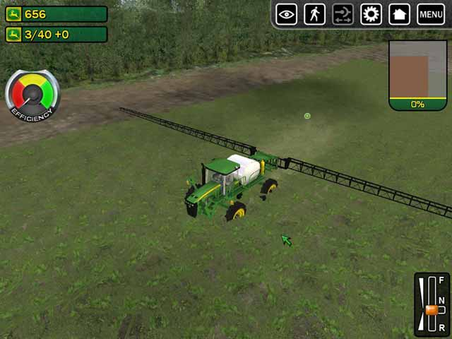 John Deere - Drive Green screenshot 3