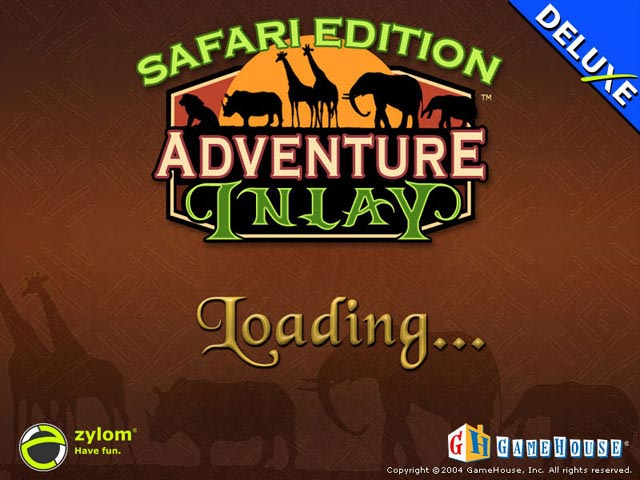 Play Adventure Inlay 2 - Safari Edition