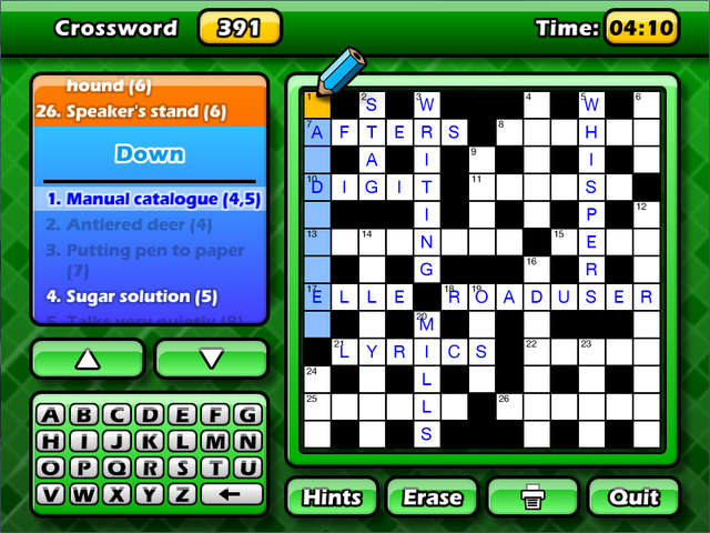 Play Puzzler - Arrowwords , Crosswords & Wordsearch Volume One