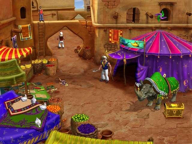 aladdin adventure free online games