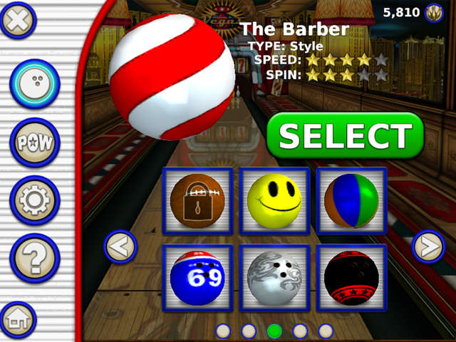 Play Gutterball - Golden Pin Bowling