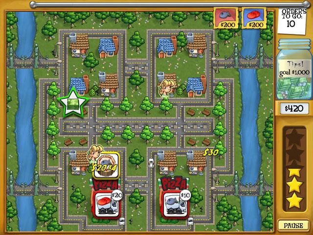 Pizza Frenzy Скачать Игру img-1