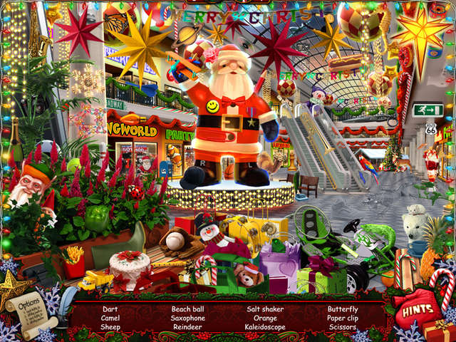 Play Christmas Wonderland 2