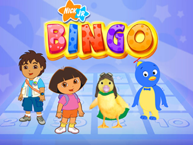 Nick Jr. Bingo | GameHouse