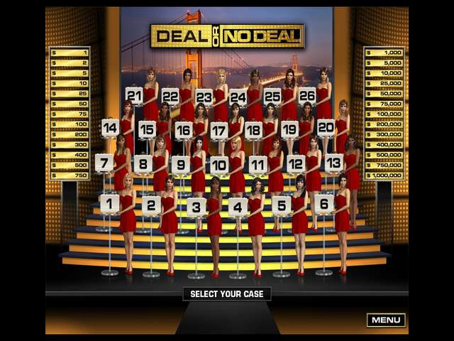 deal or no deal casino game download