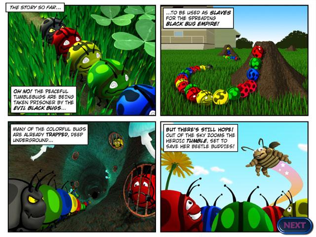 tumble bugs  full version