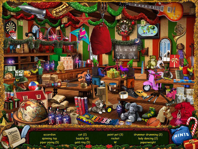 Play Christmas Wonderland