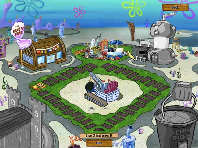 Play SpongeBob Diner Dash 2 - Two Times the Trouble