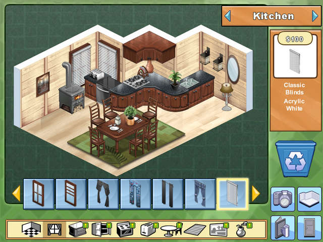 Home sweet home 2 kitchens and baths gamehouse House remodeling games online