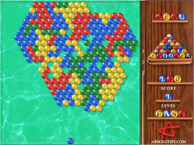 Play Bubble Snooker