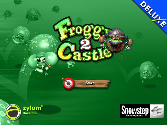 Play Froggy Castle 2