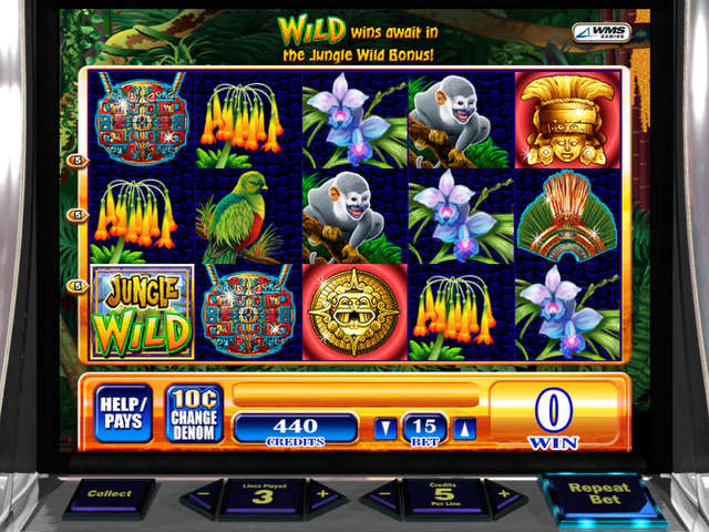 jungle wild slot free download