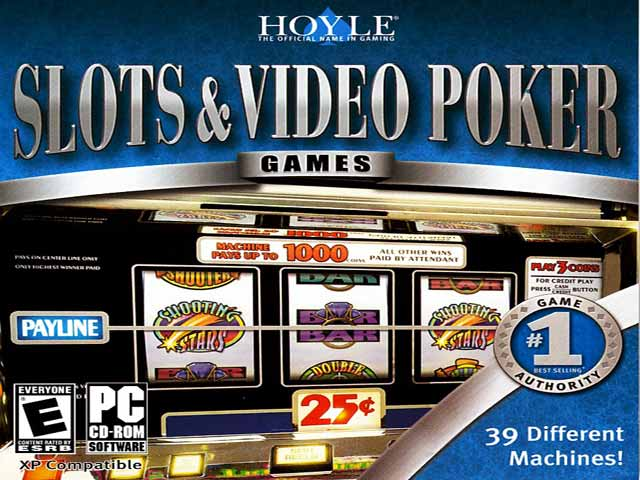 Play Hoyle Slots & Video Poker