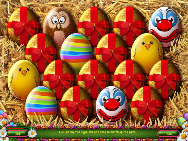 Play Easter Eggztravaganza
