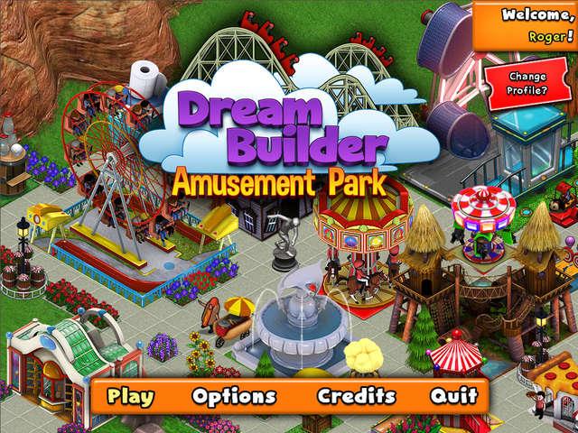 Dream Builder - Amusement Park | GameHouse
