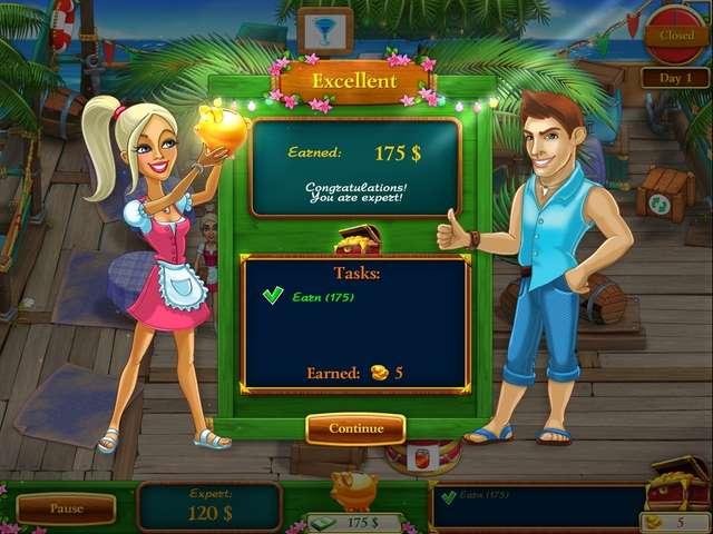 Tropical Rush Год выпуска: 2012 Жанр: Arcade, business simulator Разработчи