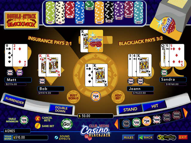 blackjack download game